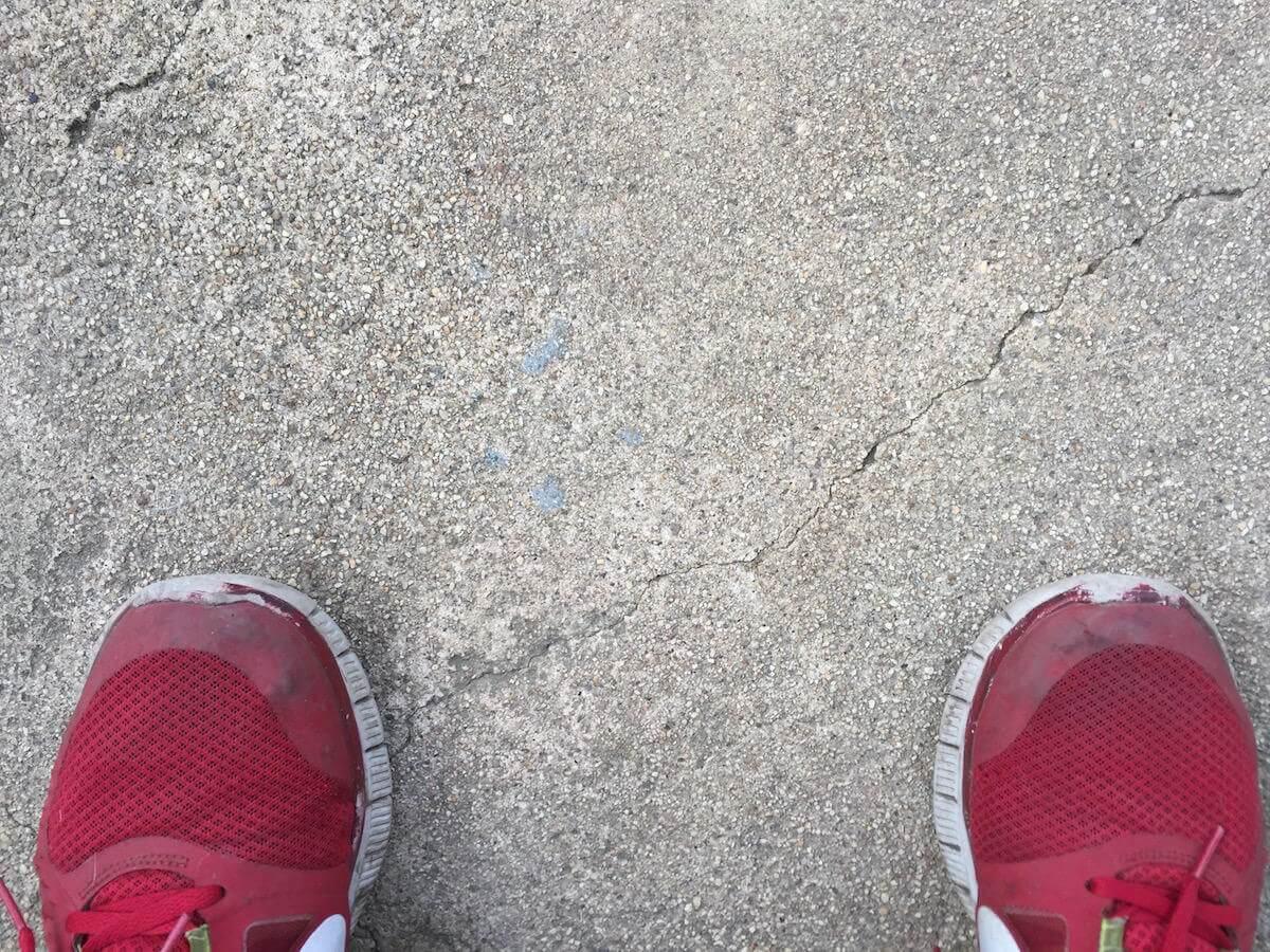 20km走ったら怪我の痛みが消えたという嘘のような本当の話