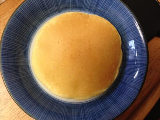 簡単で美味しかった!88huithuit(ユイットユイット)でもらったミックス粉でパンケーキを作ってみた!