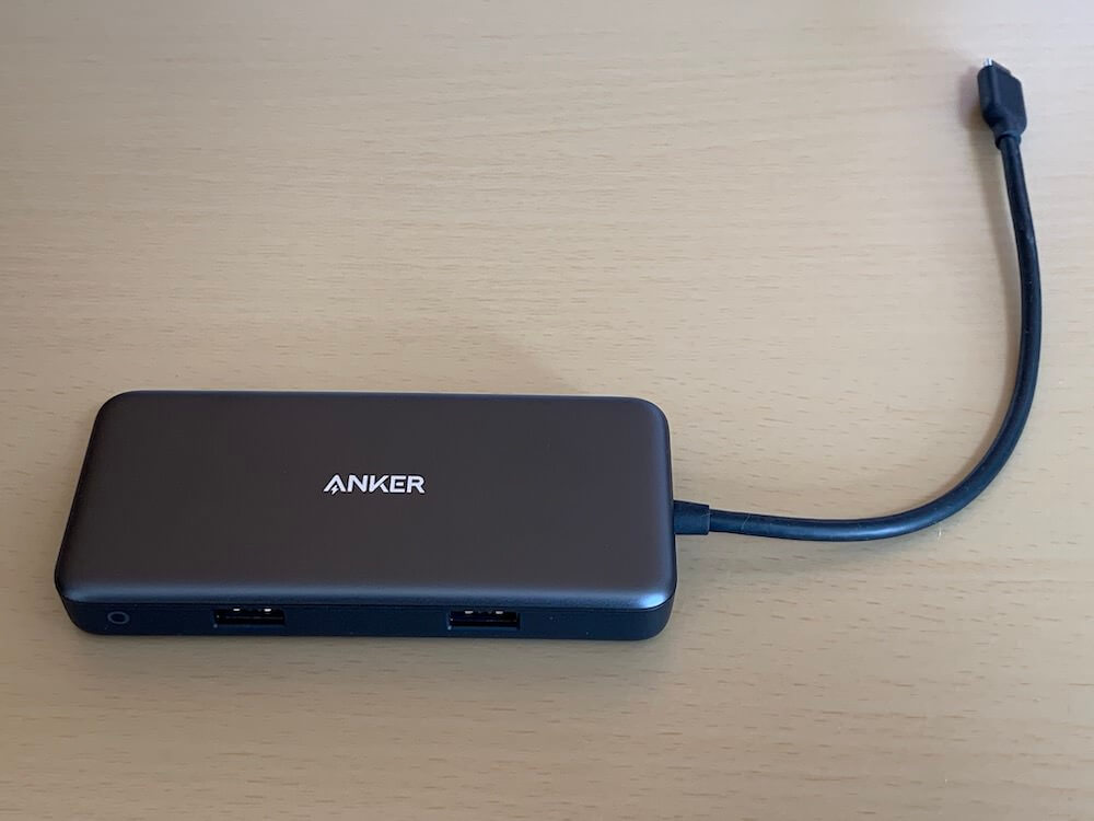 Anker PowerExpand+ 7-in-1 USB-C PD イーサネット ハブ