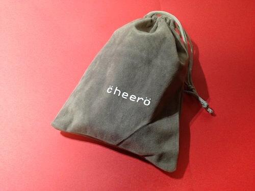 安価でデザインも良い充電器cheero Power Plus 2!