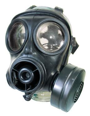 ダンボールでガスマスク!!まずは資料を集めるよ!!