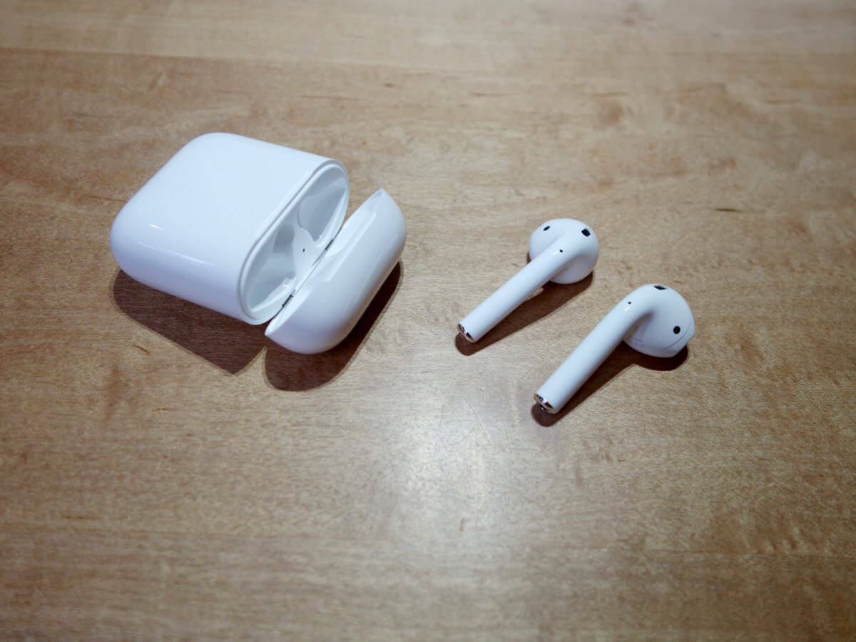 AirPods 降臨