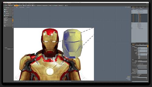 ダンボールでアイアンマン!!ボティ編!!3Dモデルを作り始めてわかったハリウッドマジック!!