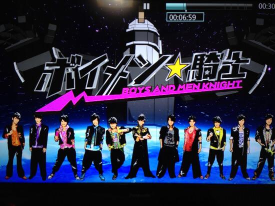 中京テレビの新番組「ボイメン★騎士」用にダンボールロボットを作りました