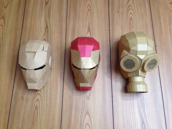 cardboardmask