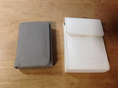 財布がパンパンにならない!いわい流のカード整理術