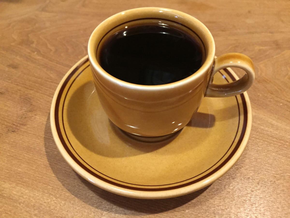珈琲ボタン、本日のコーヒー