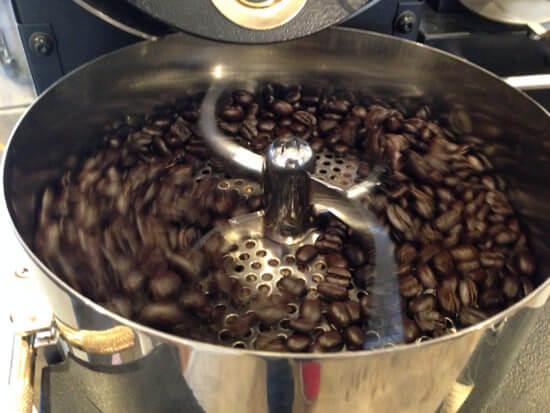 愛知県一宮市のBASE COFFEEで焙煎体験をしてきました