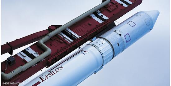 新型ロケット写真が満載の「イプシロン・ザ・ロケット」が良さげ!!