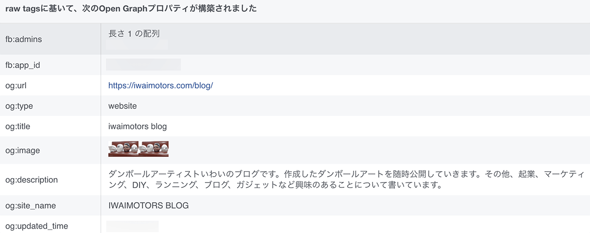 facebook ogp