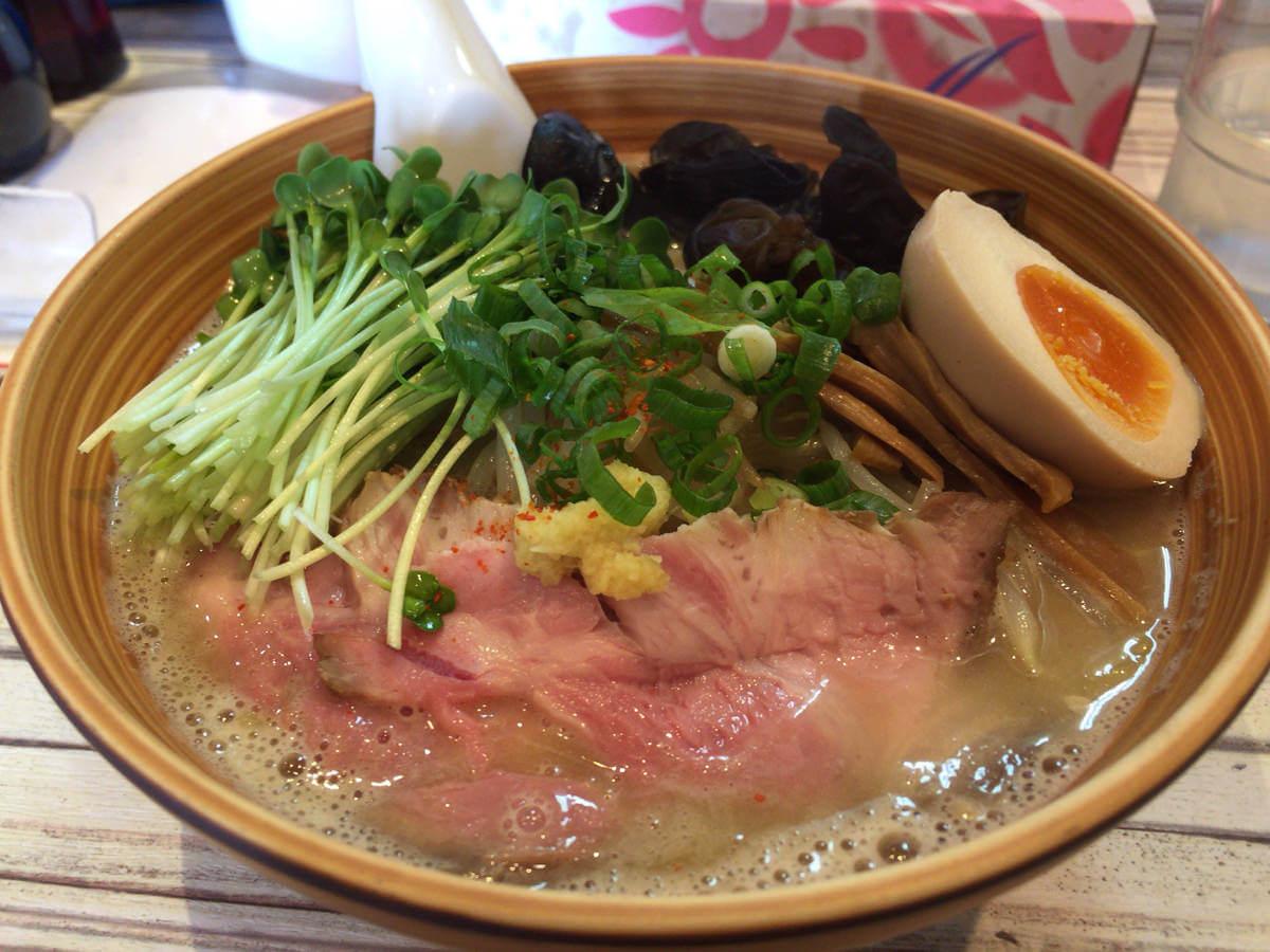 奈良のらーめん春友流でラーメンを食べながらマラソン話をしてきた