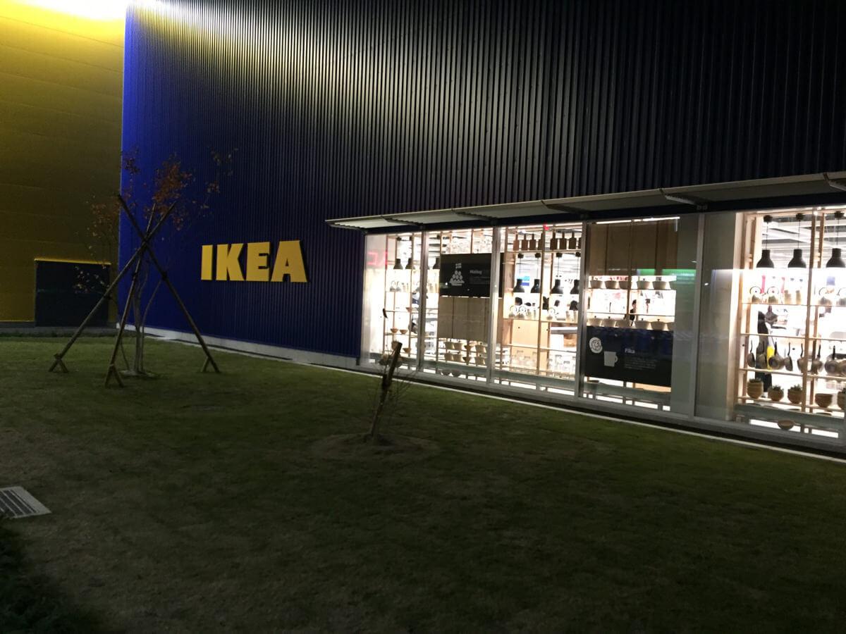 IKEA長久手の混雑は平日夜なら避けられる