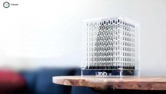 Makuakeでプロジェクト実施中の「L3D Cube」の実用的な使い方を考えてみた