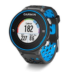 ランナー垂涎!距離、位置情報はもちろん、心拍数や最大酸素摂取量まで測定可能なGarmin Forerunner 620