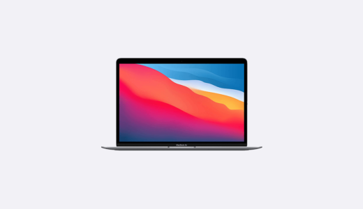 MacBook Air 2019は2011年モデルと比べて格段に洗練されていた
