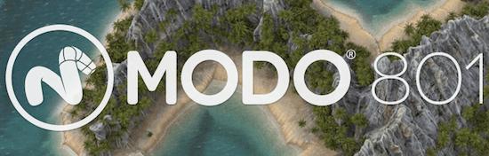 MODO801発表!!The Foundry傘下に入り着実に進化してますね!!