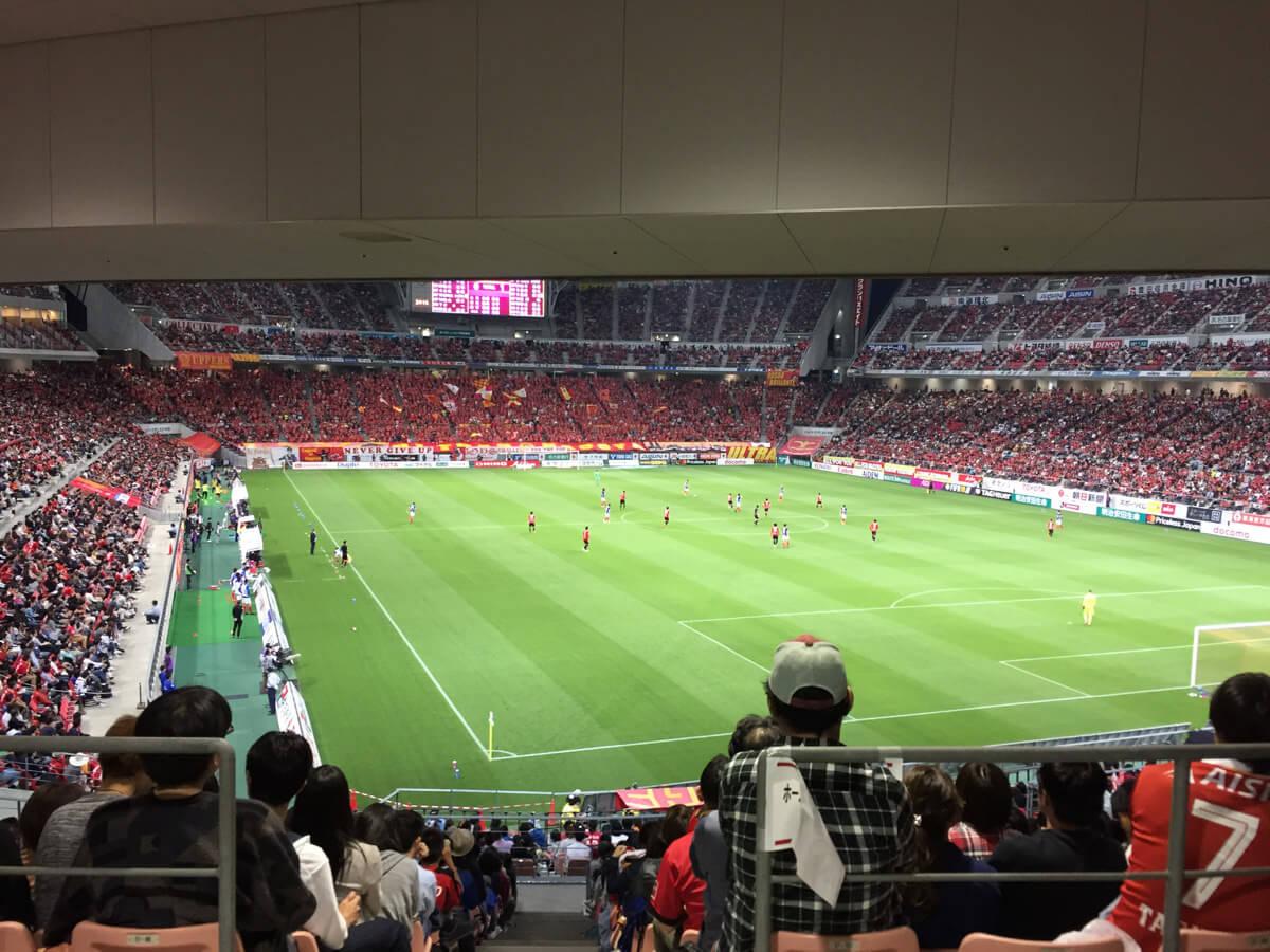 名古屋グランパスエイトの試合