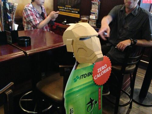 あの大物もアイアンマンに!!ごりゅごさん主催の「普通の名古屋オフ」に参加してきました!!