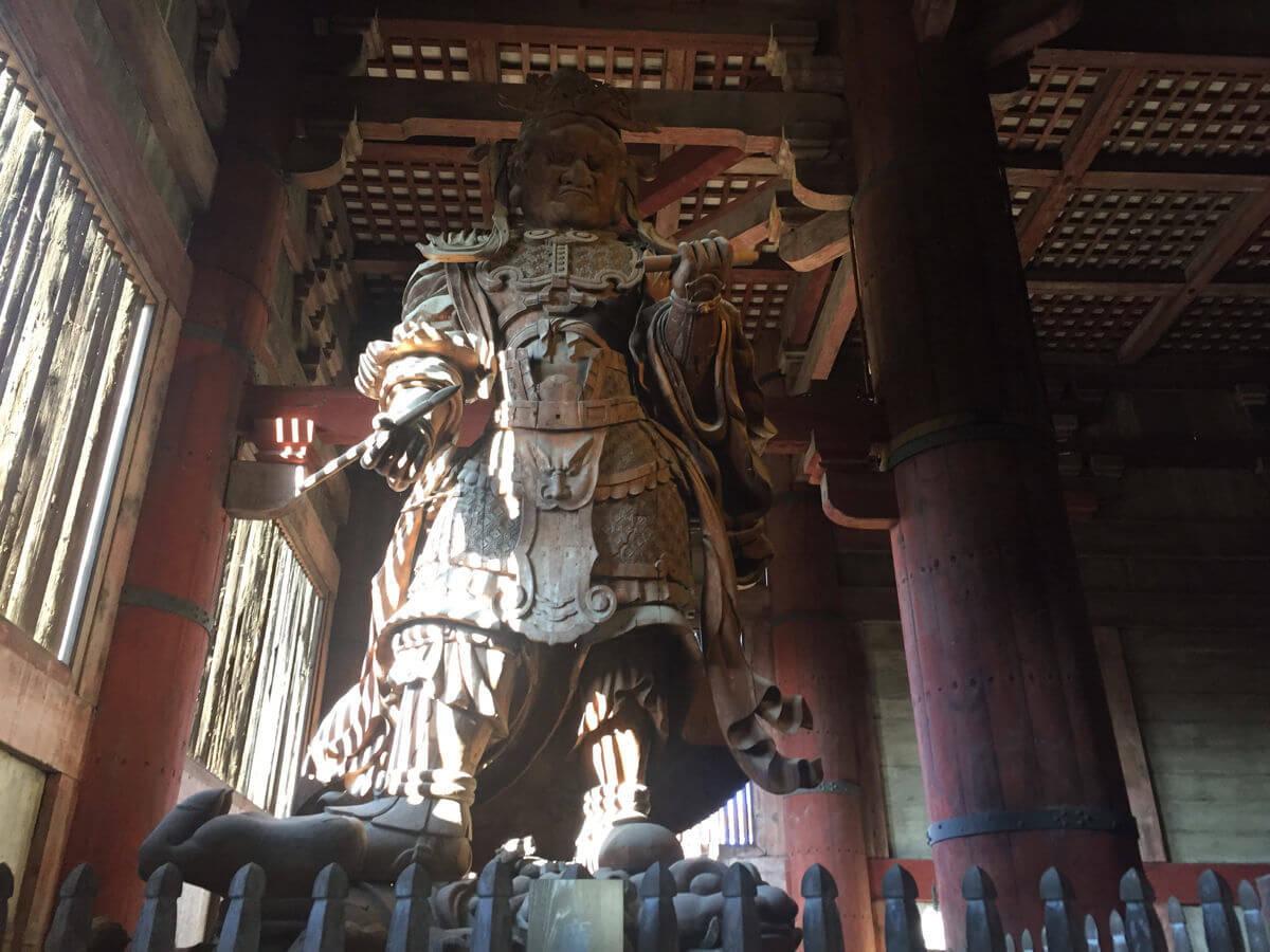 東大寺、興福寺、中谷堂など徒歩で奈良の観光地を巡ってきました