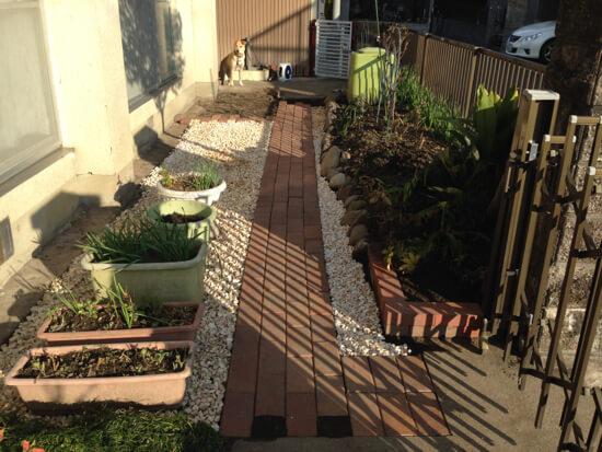 庭のリフォームにかかった時間や費用をまとめてみました!