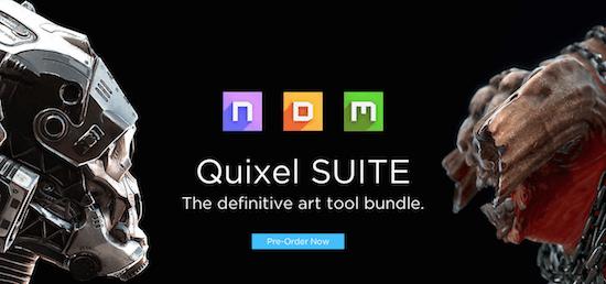 Photoshopでプレビューしながらテクスチャ設定ができるQuixel SUITEが良さげ!