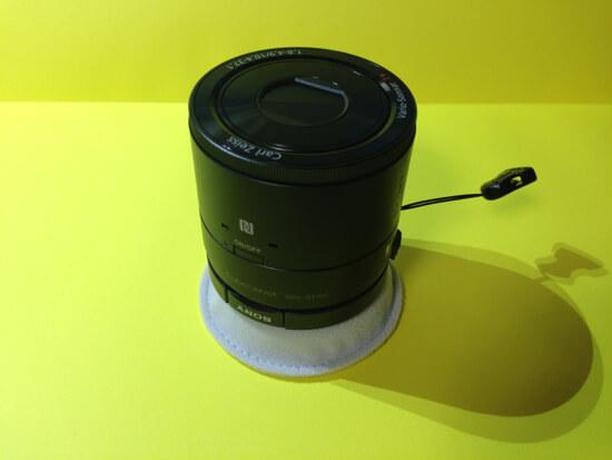 iPhone6のNFCは、将来的にはソニーのレンズスタイルカメラQXシリーズに対応するのか?!