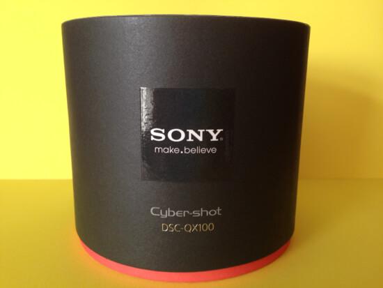 ついに発売!ソニーのレンズスタイルカメラ、サイバーショットQX100を速攻で購入しました!