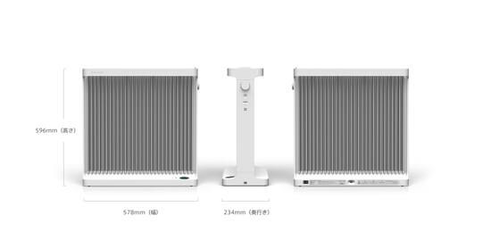 バルミューダ新作ラッシュ!iPhoneから遠隔操作できる暖房機SmartHeaterと加湿器Rainがスゴイよさげ