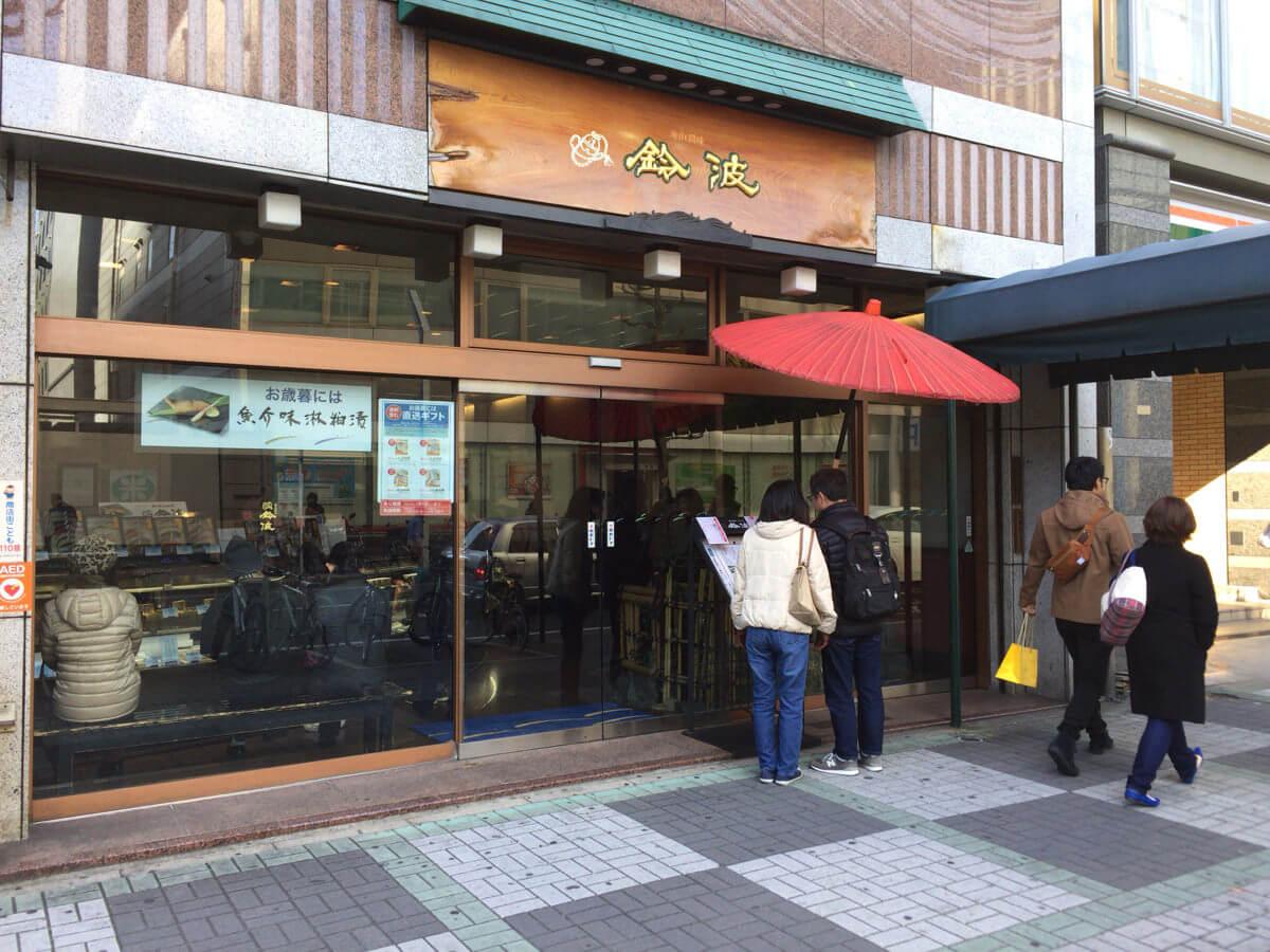 鈴波栄本店