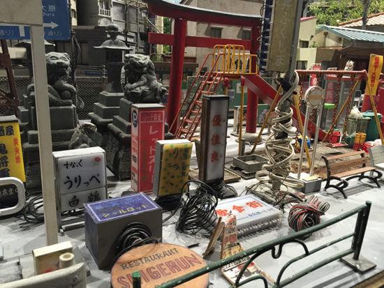 「特撮博物館 ミニチュアで見る昭和平成の技」をやっとこ見てきた!超楽しかった!