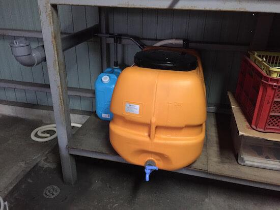 雨水タンク自作!ついに完成しました!あとは雨待ち!