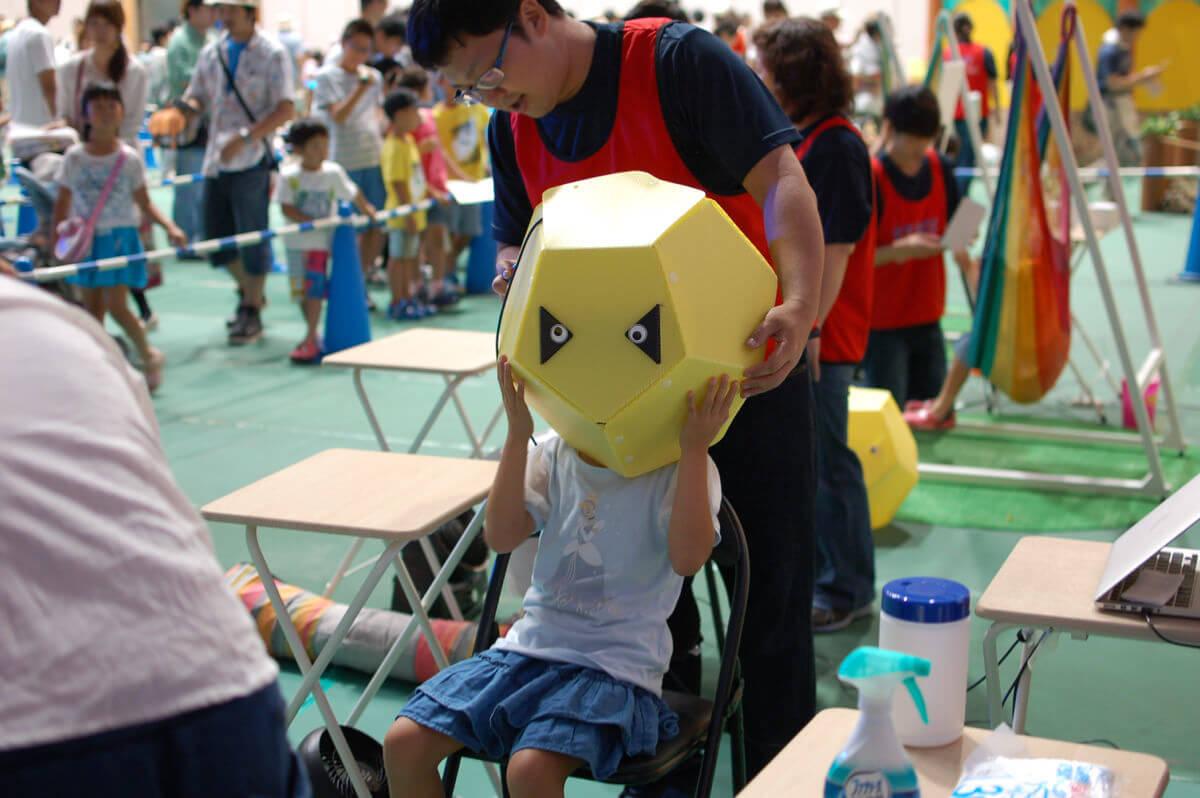 岡崎100年祭のイベント用にVRヘッドセットを作りました[前編]