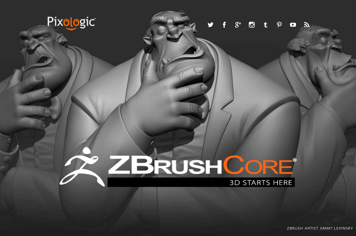 zbrushcore_start01